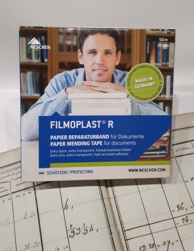 Thermo-adhesive transparent Filmoplast® R.